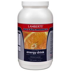 Lamberts Energi Dryck – Apelsin smak 1000g