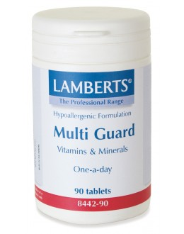 MULTI-GUARD (adult multi vitamins supplements multivitamins for adults) (90 Tablets)