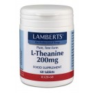 SUNTHEANINE L-THEANINE 200mg (60 Tablets)