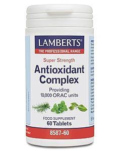 Extra Stark Antioxidant Komplex – 10.000 ORAC enheter (Oxygen Radical Absorbance Capacity)