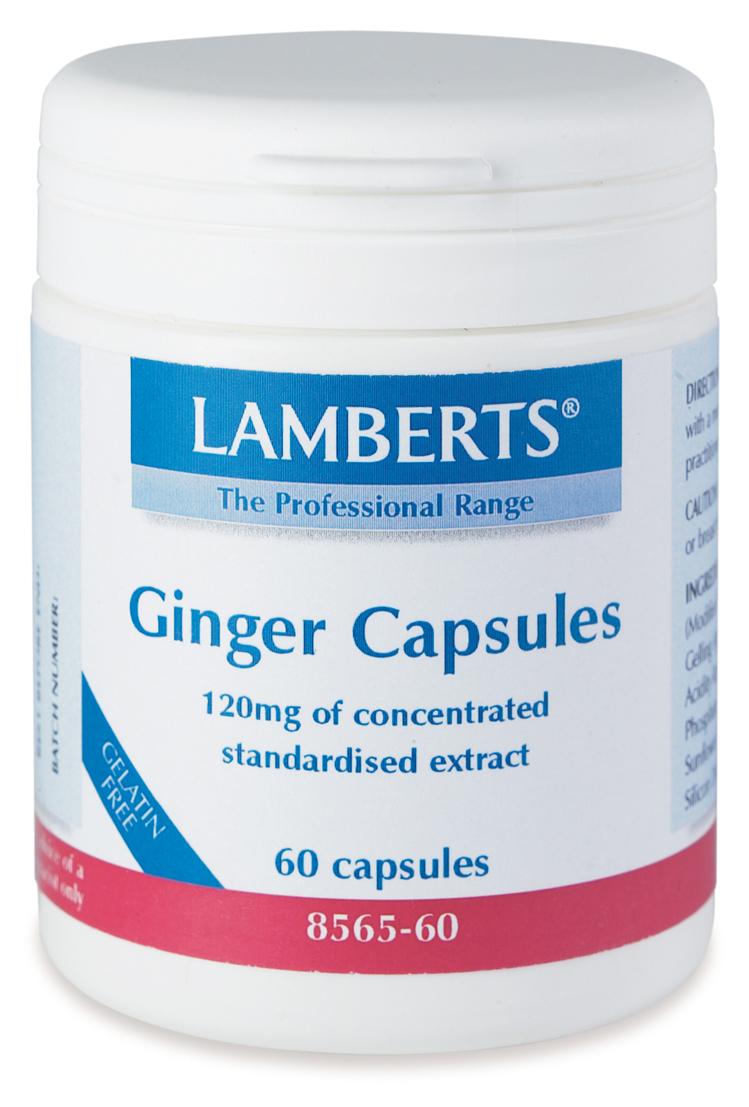 INGEFÄRA 12000 mg kapslar (extrakt kosttillskott) (60 kapslar)
