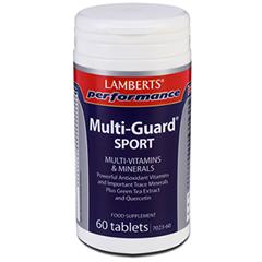 Multi-Guard® Sport  – med grönt te, quercetin & bioflavanoider (60 tabletter)