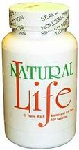 Natural Life Aminosyror av Marie Erixon – 100 Tabletter
