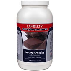 Whey Protein (Vassleproteinisolat) – Chokladsmak  1kg
