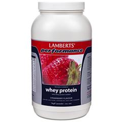 Whey Protein (Vasslepulver protein) – Jordgubbssmak  1kg