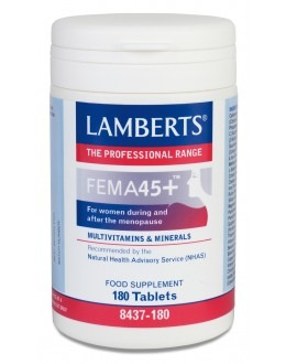 FEMA45+ (multivitamin for middle aged women close to menopause) (180 Tablets)