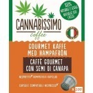 Cannabissimo Nespresso kompatibla kapslar (10 st)