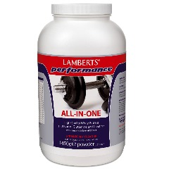 ALL IN ONE - Protein - Kolhydrater - Glutamin - Kreatin - BCAA 1450g