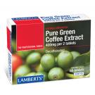 Rent Grönt Kaffeextrakt (Naturligt - Orostade) - Viktminskningsprodukt