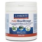 ORAC OMEGA (oxygen radical absorbance capacity value plant antioxidant fish oil) (120 Capsules)