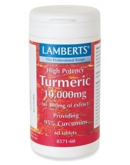 Turmeric 10000 mg  (475 mg curcumin supplement (120 tablets)